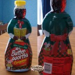 Holiday Mrs. Butterworth Syrup Giveaway and Recipe!