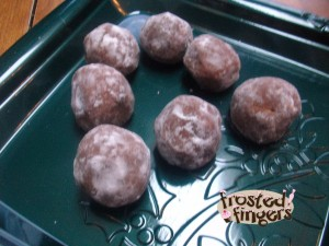 Pigeon Slow Juicer Reviews : No-Bake Cookie Balls - Frosted Fingers Baking & Reviews Chicago Mom Blogger