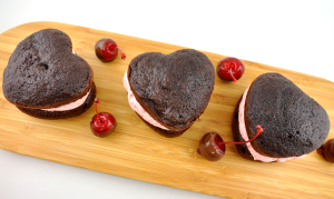 Valentine's Day Whoopie Pies