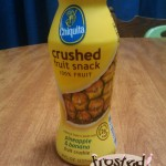 I #CrushedIt- Chiquita Crushed Fruit Snack Product Review and Dominick's Giveaway