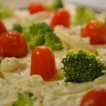 Vegetable Pizza Recipe
