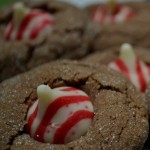 Peppermint Mocha Blossoms Cookie #Recipe