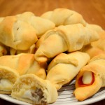 Quick Pizza Crescent Rolls #Recipe