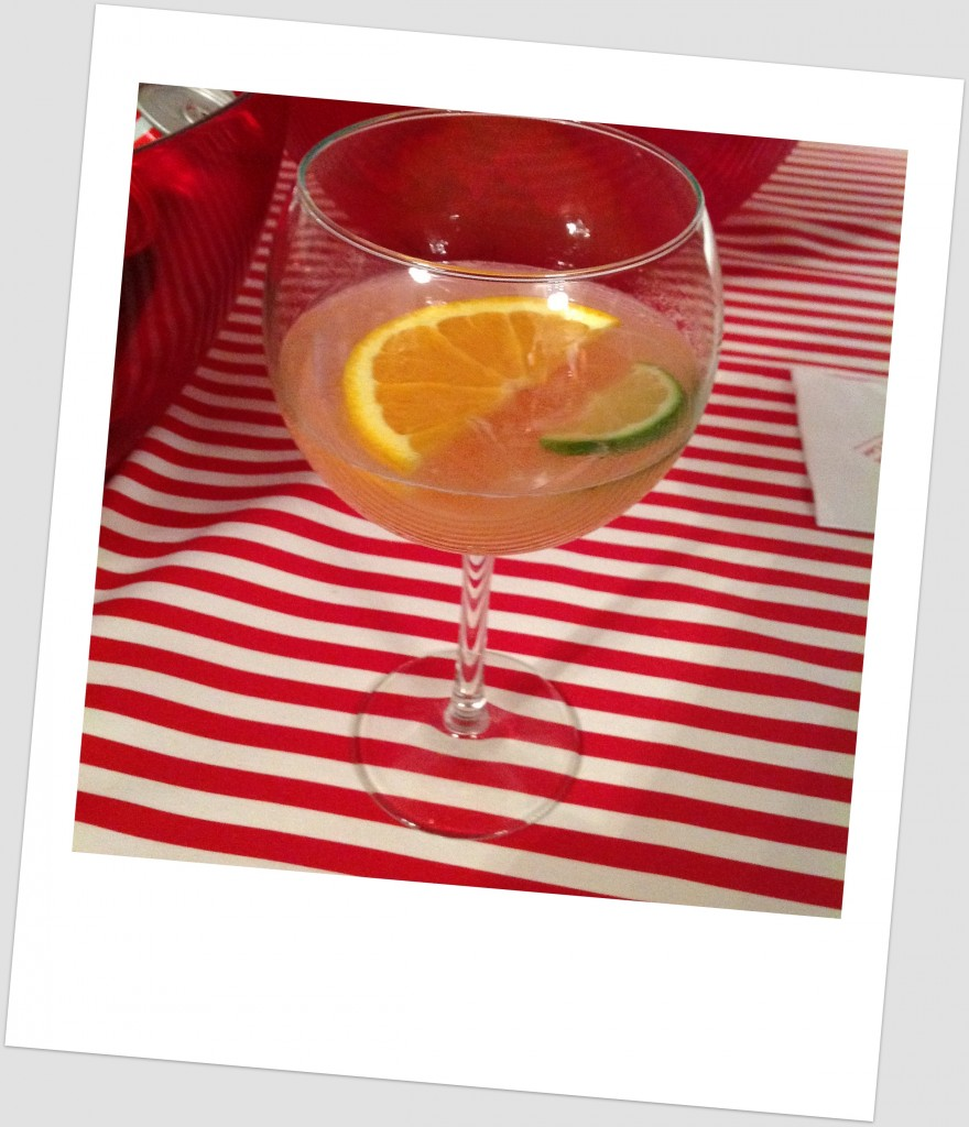 California Lemonade Drink #bySandraLee - Frosted Fingers Baking & Reviews Chicago Mom Blogger