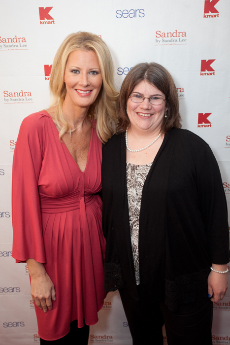 Sandra Lee and Paula from Frosted Fingers