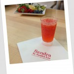 Strawberry Licious Daiquiri #bySandraLee