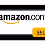 $50 Amazon #Giveaway