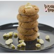 Gingerbread White Chocolate Chip Cookies #Recipe #25DaysofChristmas