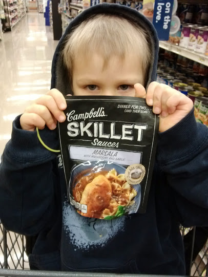 Campbells #DinnerIn15 #Cbias