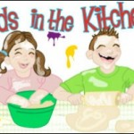 Kids in the Kitchen: Baking bread