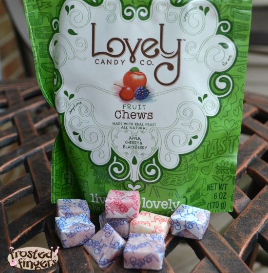 Lovely Candy Fruit Chews