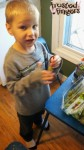 Kids in the Kitchen: Party Prep