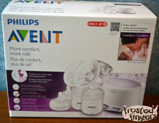 philips avent double electric breast pump instructions