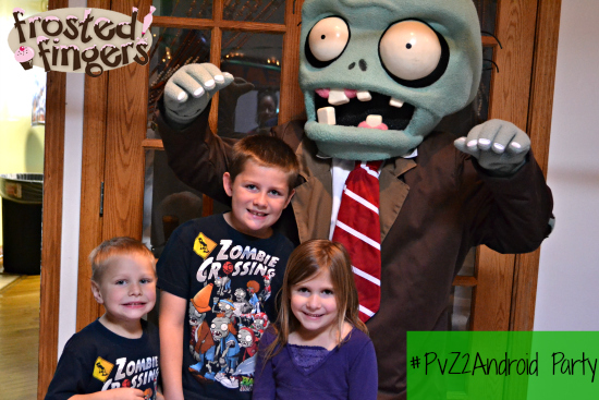 #PvZ2Android Party