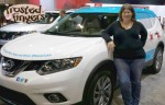 Chicago Auto Show and Women Driving Excellence
