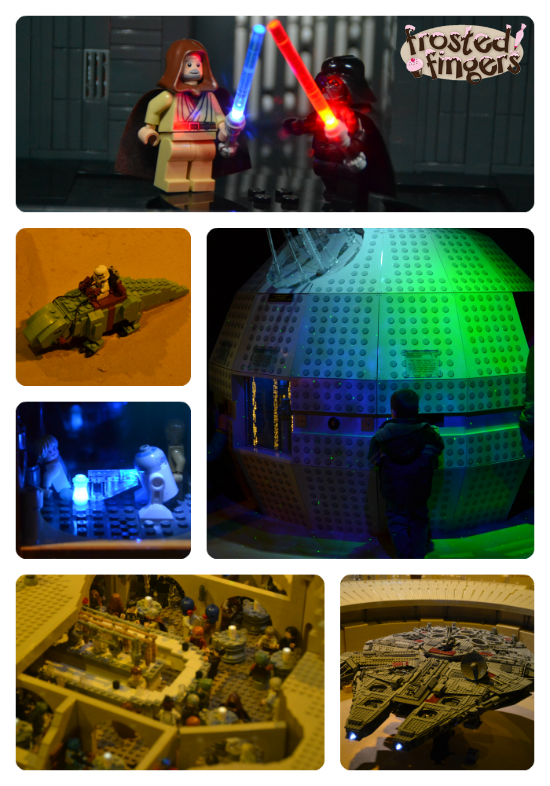 Star Wars: Episode IV A New Hope at LEGOLAND® Discovery Center Chicago