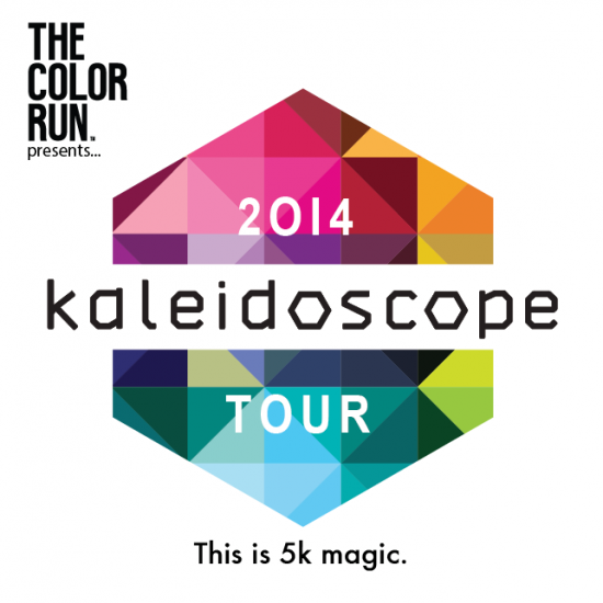 The Color Run Kaleidoscope