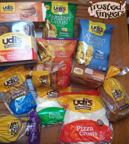Udi's Gluten Free Products