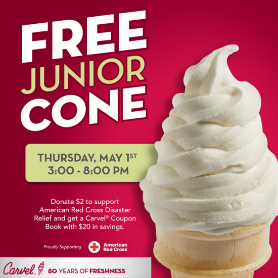 carvel-free-cone-day