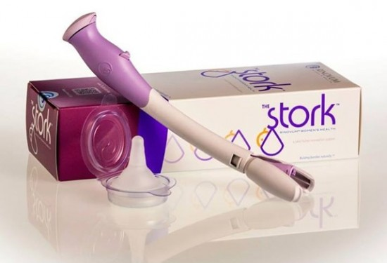 the stork device