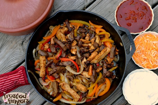 fajitas chicken fajitas beef fajitas 006 steak fajitas recipe steak ...