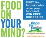 Food on your mind? Win $500 in free groceries!