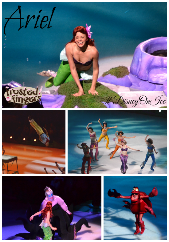 #DisneyOnIce #Chicago Ariel  The Little Mermaid