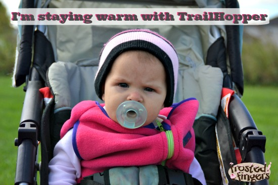 Stay Warm with TrailHopper