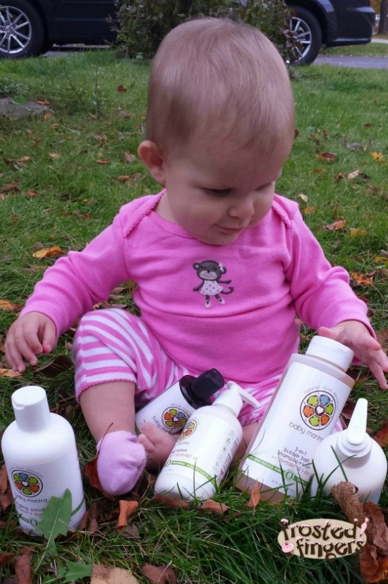 Baby Mantra Natural Skin Care Products