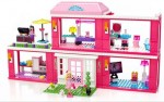 Mega Bloks Barbie™ Build 'n Play Fab Mansion Giveaway