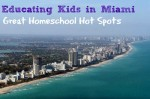 Educating Kids in Miami