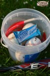 Rice Krispies Treats® Go Hand and Mitt with Baseball