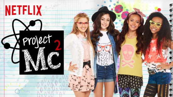 Netflix Original Project Mc2 - Horizontal Display Art - FINAL