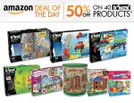 50% off on K'NEX Building Toys Today!
