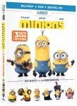 Minions Movie Now Available