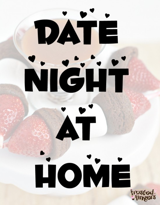 date night at home pinterest