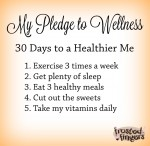 Healthy Habits in 30 Days with Nature Made
