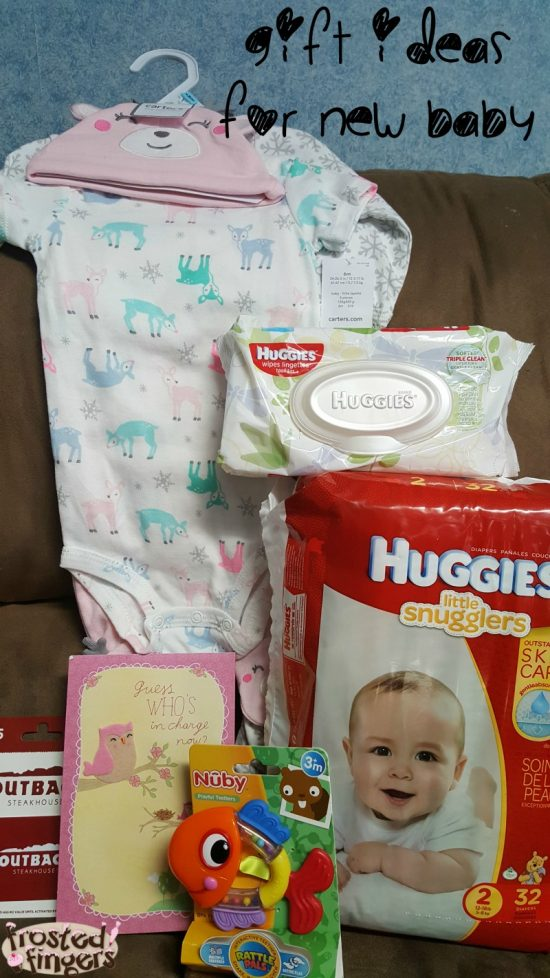 Gift ideas for new baby
