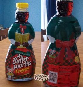 holiday bottle