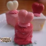 Easy Valentine's Day Petits Fours