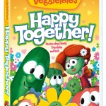 """Veggie Tales """"Happy Together"""" Review and Giveaway #contest"""