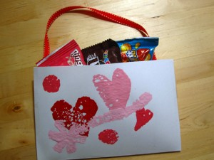 Valentine's Day Candy Pouch