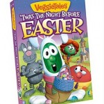 Veggie Tales- Twas the Night Before Easter Review and Giveaway