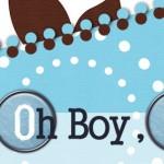 Chicago Blogger: Oh Boy, Oh Boy, Oh Boy!