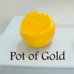 St Patrick's Pot of Gold Jell-O