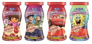 Hero Fruit Spreadables