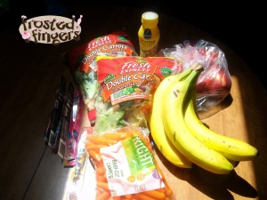 Chiquita Crushed Fruit