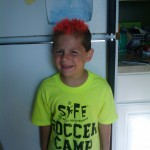 Wordless Wednesday: Crazy Hair Day