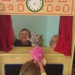 Wordless Wednesday: Puppet Show at Kiddie Klub Lane