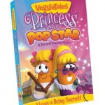Veggie Tales Princess and the Popstar Review and #Giveaway